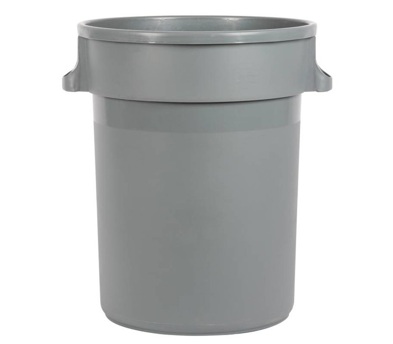 XXLselect Afvalcontainer Jantex | Kunststof | 120 Liter