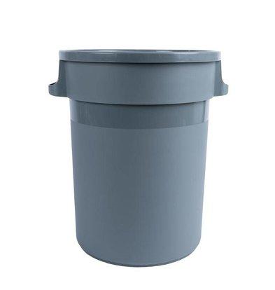 Jantex Afvalcontainer Jantex   Kunststof   80 Liter