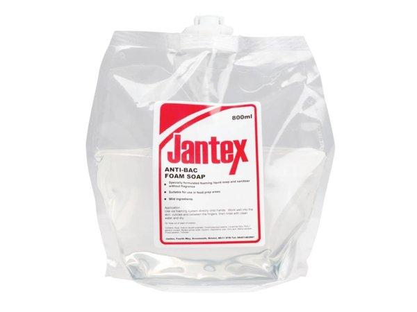 XXLselect Antibacteriële Schuimzeep | Jantex | 800ml | Per 6 Zakken