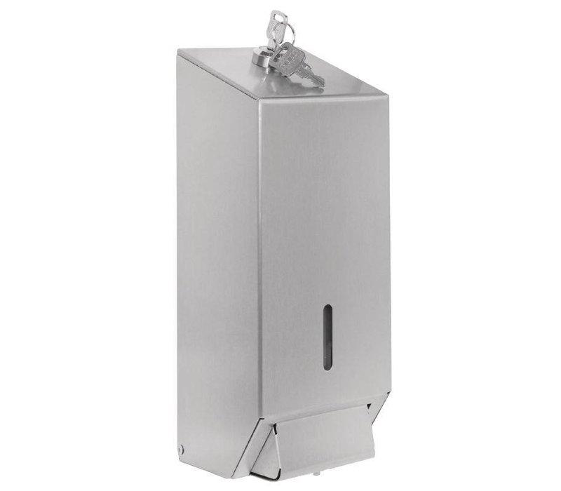 XXLselect Zeepdispenser RVS | Jantex | 1 Liter