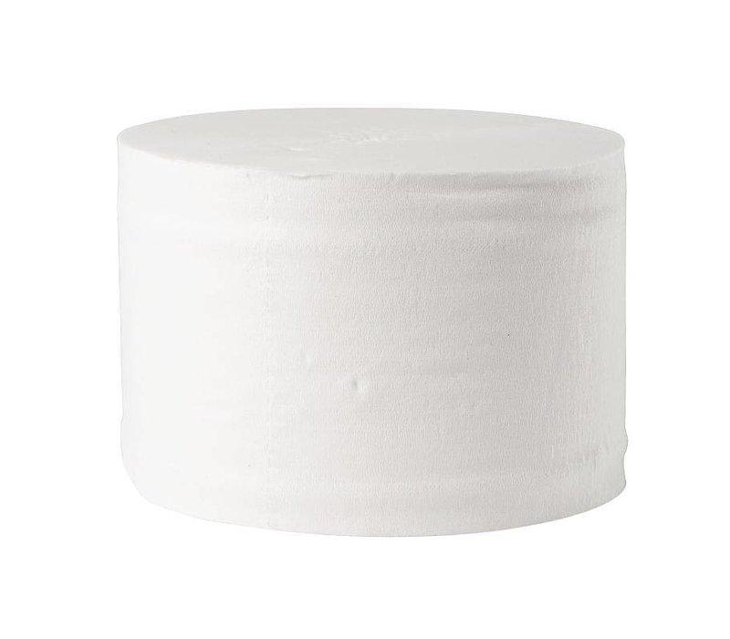 XXLselect Kokerloze Toiletrollen | Wit 2-laags | 36 Rollen x 96m