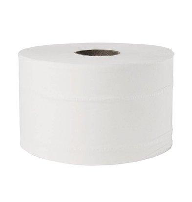 Jantex Micro Toiletrollen | Wit 2-Laags | 24 Rollen x 125m