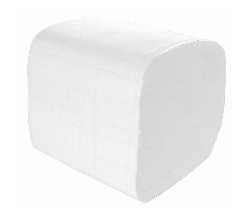 XXLselect Toiletpapier Bulkverpakking | Jantex | 36 Pakken x 250 Vellen