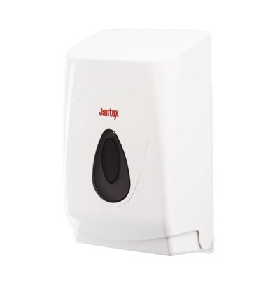 XXLselect Toilet Tissuedispenser | Jantex | 150x130x275(h)mm