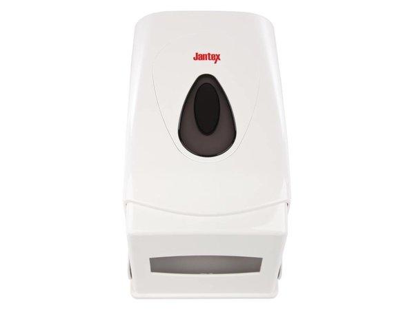 XXLselect Toilet Tissuedispenser | Jantex | 150x130x275(h)mm