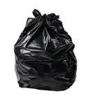 XXLselect Black garbage bags | High Quality | 80 Liter | 200 Pieces