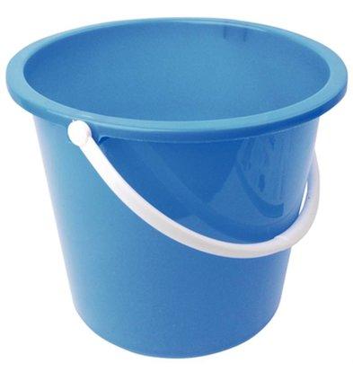 Jantex Kunststoff-Eimer | 10 Liter | blau