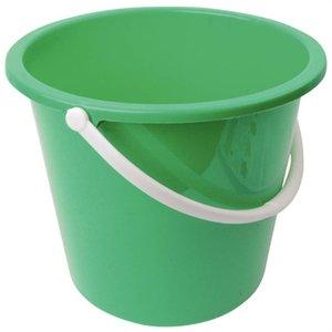 XXLselect Emmer Plastic | 10 Liter | Groen