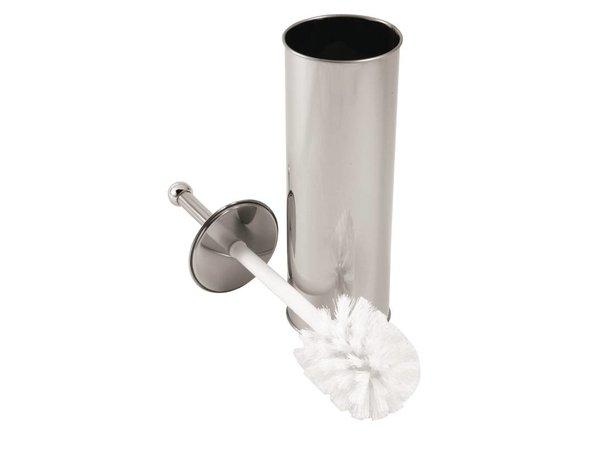 XXLselect Toiletborstel + Houder RVS | Jantex