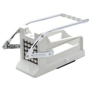 XXLselect Potato / Vegetable Cutter | Incl. Two knives 10 and 13mm