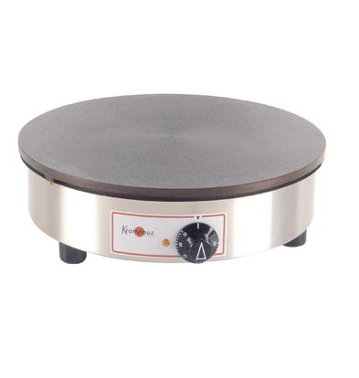 XXLselect Crepesapparaat Elektrisch | 3kW | Ø400mm