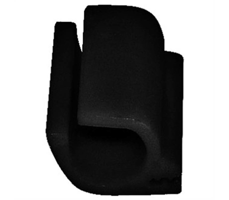 XXLselect Clips Zwart | voor Vershouddozen | 10 Stuks