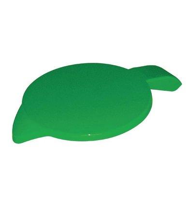 Kristallon Deksel voor Kan | Polycarbonaat | Groen