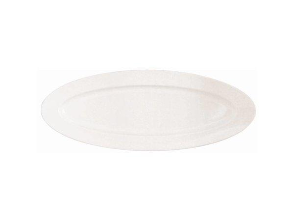 XXLselect Ovale Schaal Melamine | Kristallon | 610x230mm