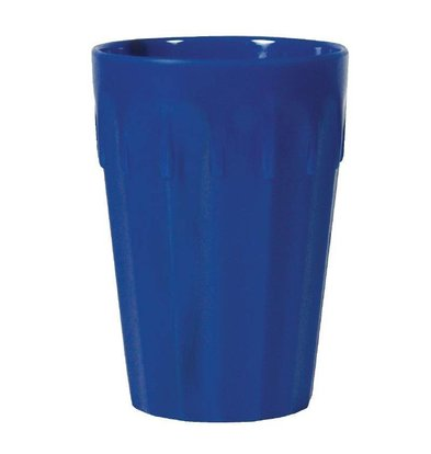 Kristallon Beker Blauw | Polycarbonaat | 260ml | Per 12 Stuks