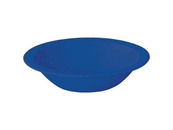 XXLselect Schaaltje Blauw | Polycarbonaat | 170mm | Per 12 Stuks
