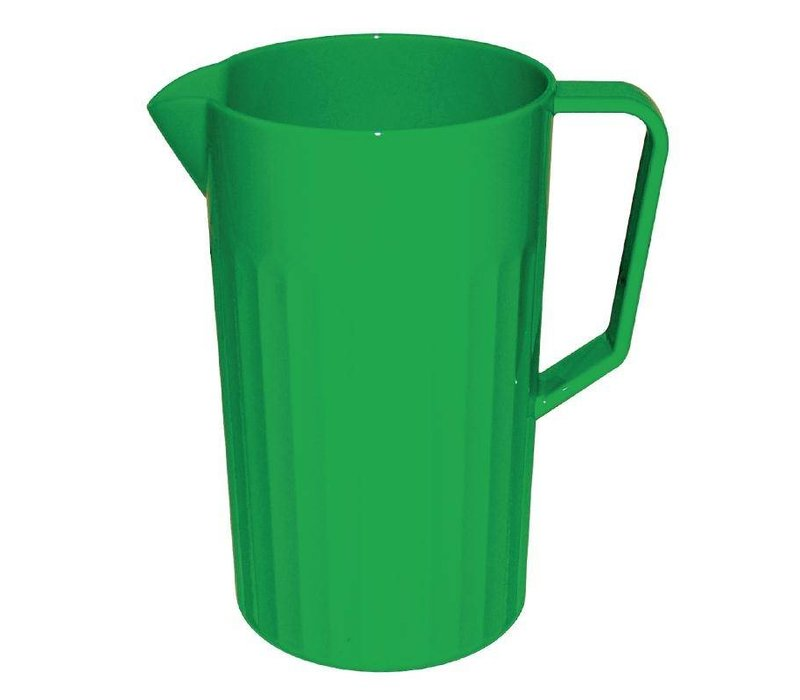 XXLselect Schenkkan Groen   Polycarbonaat   1,1 Liter