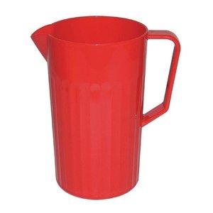 XXLselect Schenkkan Rood   Polycarbonaat   1,1 Liter