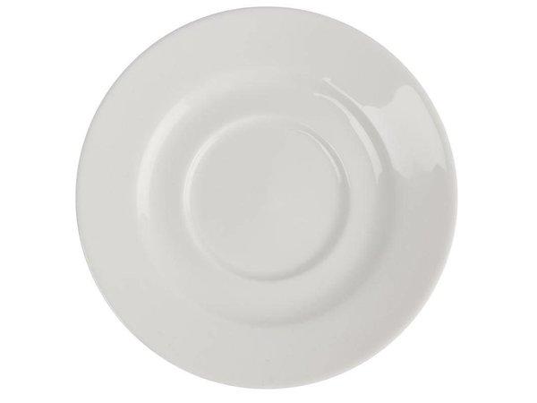 XXLselect Schoteltje | Lumina Wit Porselein | 110mm | 6 Stuks