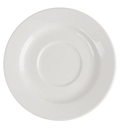 XXLselect Schoteltje | Lumina Wit Porselein | 140mm | 6 Stuks