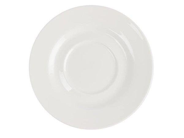 XXLselect Schoteltje | Lumina Wit Porselein | 160mm | 6 Stuks