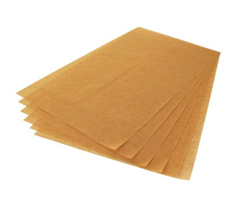 XXLselect Bakpapier GN 1/1 | 530x325mm | 500 Stuks