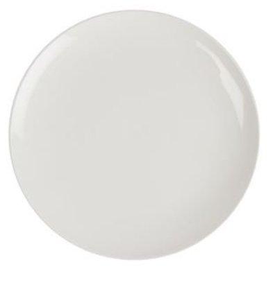 Lumina Coupe Platte   Lumina Weißes Porzellan   260mm   4 Stück