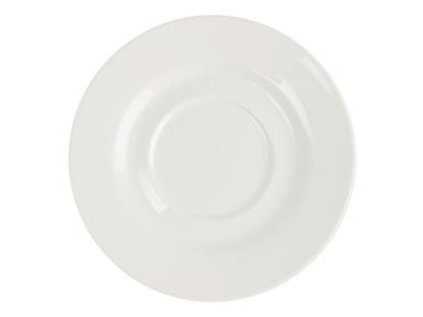 XXLselect espresso | Lumina White Porcelain | 350ml | 6 pieces