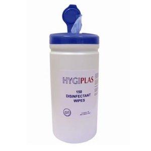 XXLselect Antibakterielle Tücher | Packen 150 Wipes