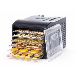 Hendi Lebensmittel-Trockner mit 6 Edelstahl-Racks