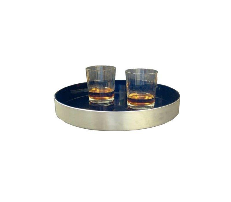 XXLselect Antislip Dienblad | Aluminium | Ø330mm
