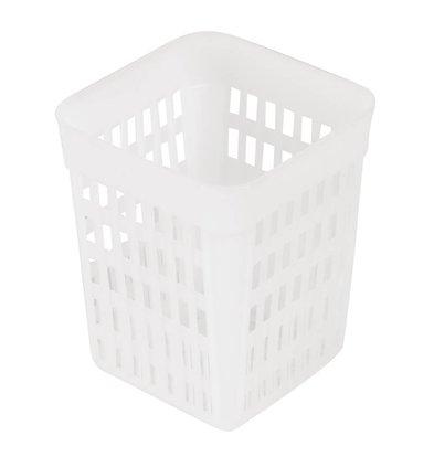 XXLselect Bestekbeker Vierkant | 110x110x140(h)mm