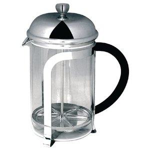XXLselect Cafetiere tot 3 Koppen | RVS Filter | 300ml