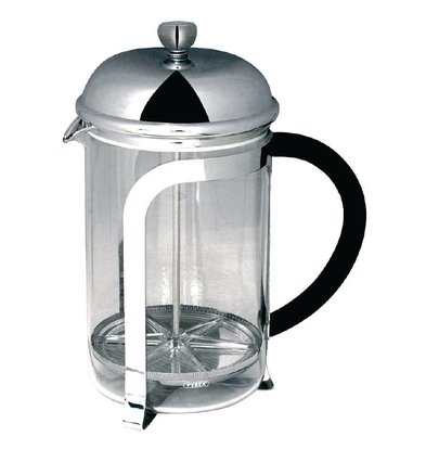 Olympia Cafetiere tot 3 Koppen | RVS Filter | 300ml