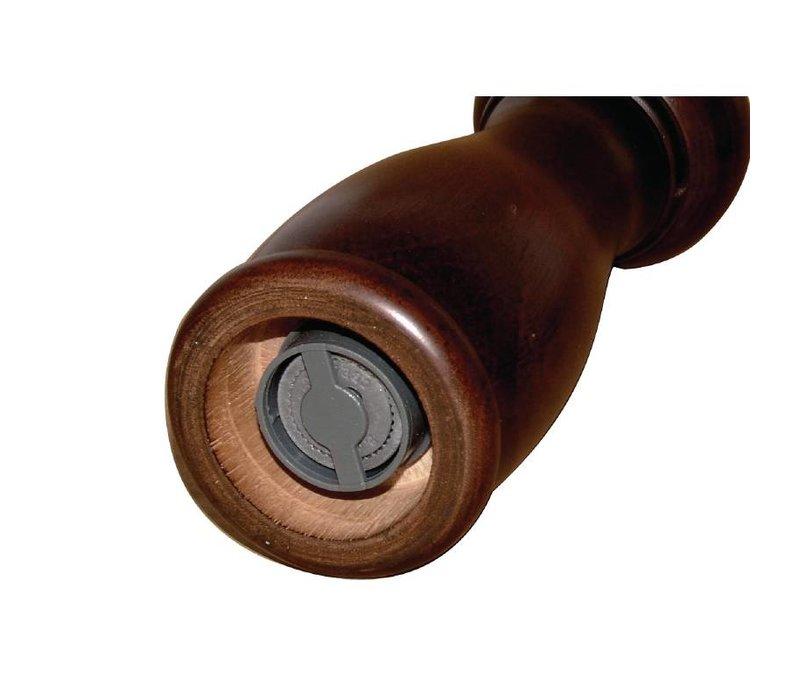 Olympia Houten Molen   Instelbaar Grof/Fijn   150mm