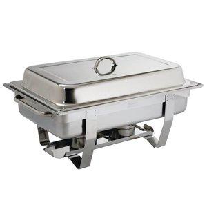 XXLselect Chafing Dish RVS | Milan | GN 1/1 | 9 Liter