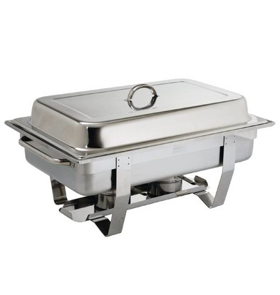 Olympia Chafing Dish RVS | Milan | GN 1/1 | 9 Liter