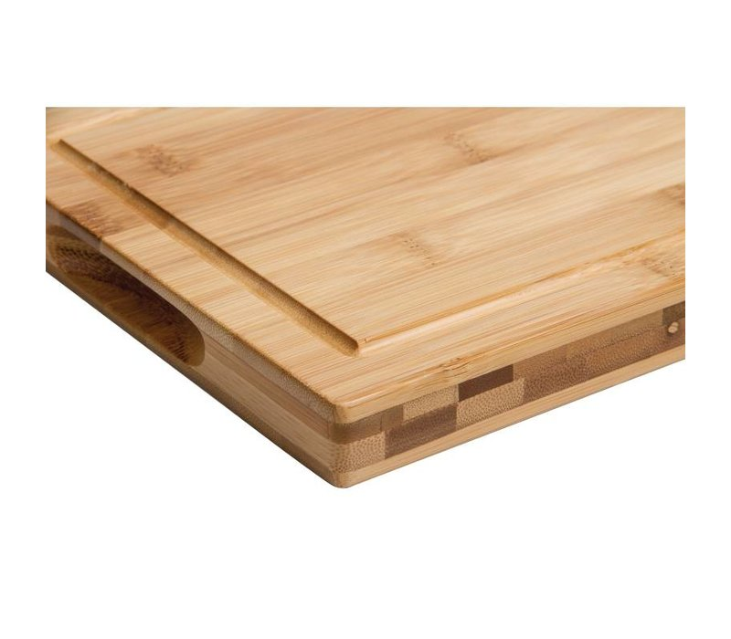 Olympia Bamboe Steakplank | 260x190mm