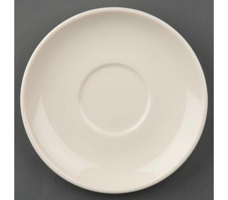 Olympia Ivory Schotel tbv U106 | Duurzaam Porselein | 12 Stuks