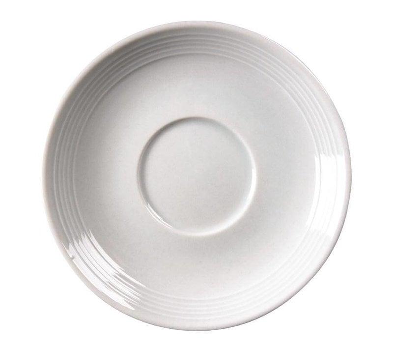 Olympia Schotel tbv U084 | Linear Wit Porselein | 12 Stuks
