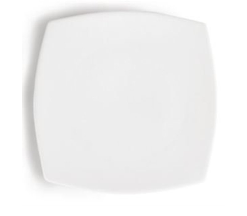 Olympia Rounded plate   Olympia White Porcelain   240mm   12 pieces