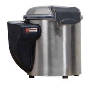 Diamond Mossel Wasser - 5kg - Produktion 75 kg / h - 530x520x (H) 520mm