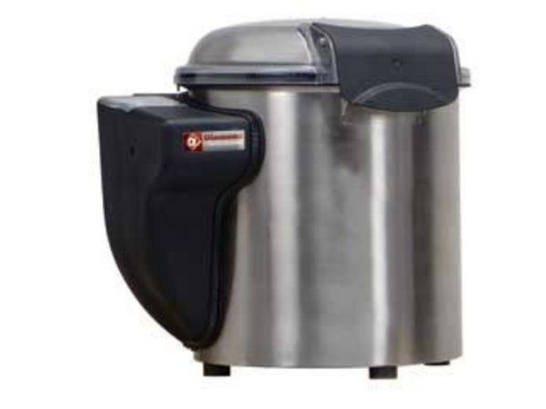 Diamond Mossel Wasser - 5kg - Production 75 kg / h - 530x520x (H) 520mm