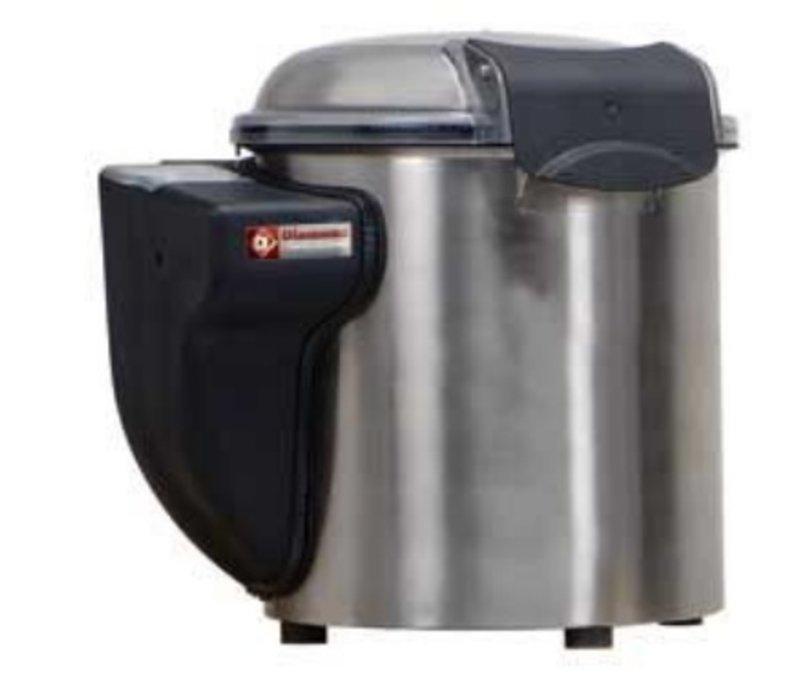 Diamond Mosselwasser - 5kg - Productie 75 kg/u - 530x520x(h)520mm