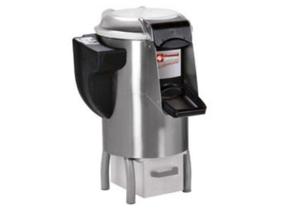Diamond Mussel Laundry Pedestal - 10kg - Production 150 kg / h - 530x660x (H) 850mm