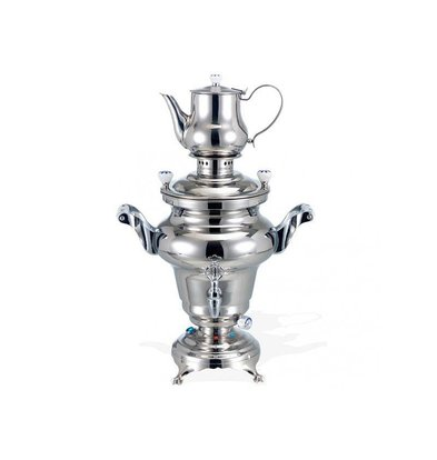 XXLselect BEEM Samovar Trendy Odessa - maker / Kettle - Stainless Steel - 3 Litre