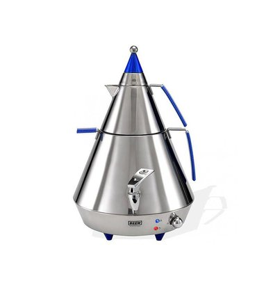 XXLselect BEEM Samovar Trendy Pyramid A4 - maker / Kettle - Stainless Steel - 4 Liter
