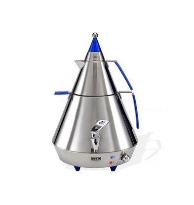 XXLselect BEEM Samovar Trendy Pyramide A4 - Hersteller / Kettle - Edelstahl - 4 Liter