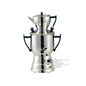 XXLselect BEEM Samovar Trendy teamaker 2017 - maker / Kettle - Stainless Steel - 3 Litre