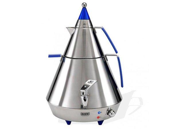XXLselect BEEM Samovar Trendy Pyramid A10 - Theezetapparaat / Waterkoker - RVS - 10 Liter